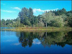 1. Contoocook Lake, Jaffrey