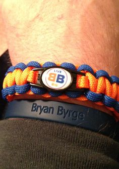 """""""Live Big"""" Bryan Byrge Style!   Thanks Ed Parry for honoring Bryan Byrge and his Live Big Attitude!"""