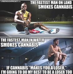 Truth Inside Of You - Interesting news, amazing facts and positive content from around the globe! Marijuana Facts, Fastest Man, Medical Cannabis, Smoking Weed, Drugs, Herbalism, Smoke, Instagram, Health