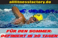 Trainingsplan Schwimmen – Definiert in 30 Tagen Schwimmen eine Superfähigkeit, die unsere Gesundheit fördert Warum sollen wir Schwimmen? Was kann uns bewegen, doch mit dem Schwimmen anzufangen? Wem wird das Schwimmen am besten empfohlen? http://www.allfitnessfactory.de/schwimmen-eine-super-faehigkeit-die-unsere-gesundheit-foerdert/