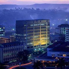 City of Entebbe, Uganda