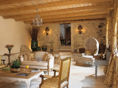 "the perfect french ""mas""- farmhouse"