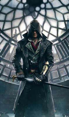 Assassins Creed Syndicate Wallpapers | www.fabuloussavers.com/games-desktop-wallpapers.shtml