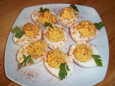 Νόστιμο Ορεκτικό με Πασχαλινά Αυγά Γεμιστά !!!
