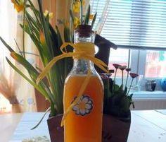 Rezept Pfirsich-Maracuja-Likör von walkingmaus - Rezept der Kategorie Getränke
