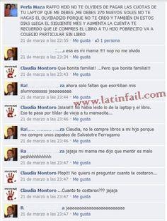 Ejemplos de AMOR DE MADRE - ¿Por que no aceptar a tu mamá en facebook? - ¿Es bueno aceptar a tu madre en #redessociales?