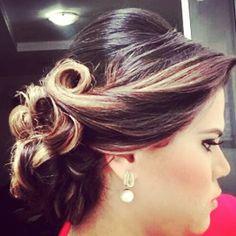 #penteado #penteadossuzysimas #formanda #penteadosdeformatura  #pausaparafeminices