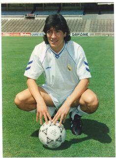 Ivan Zamorano - Real Madrid