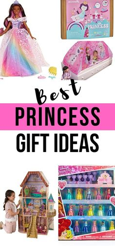 Need the best gifts for your princess-obsessed girl? Our kid-approved ideas for Princess toys, books & more (includes Disney Princesses!) are sure to get squeals of delight.