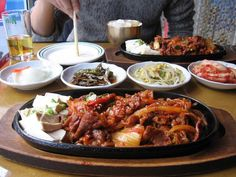 Choga: Korean food just down the street from OGS