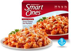 Weight Watchers® Smart Ones® Three Cheese Ziti Marinara