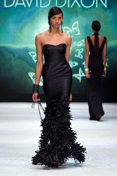 David Dixon, LG Toronto Fashion Week