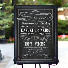 \卒花さんおすすめ/黒板風ブラックウェルカムボード「plateau(プラトー)」/結婚式 を販売する「ファルベ」は、おしゃれな結婚式アイテム専門店。結婚式の招待状や、両親のプレゼントなどウェディングに必要なものはおまかせ下さい。オリジナルギフトや招待状の制作もぜひご相談ください。