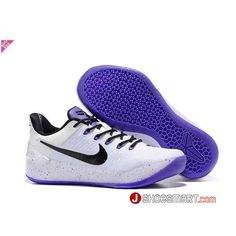 2017新作Kobe A.D EP WMNS 852427-018 Nike ナイキ シューズ コービー ブライアント【送料 無料】パープル ホワイト WHT 白レディース バッシュ