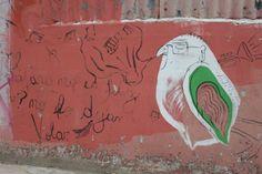 El pájaro no es feliz No? no lo dejan volar (Valparaíso)