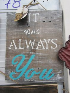 An adorable sign perfect for your special person or for those new love birds. A great wedding gift or shower gift they can use during the big day and in their home! #wedding #love #sign #decoration #gift #giftidea #pinkys #pinkysplace