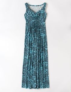 Jersey Maxi Dress WH605 Dresses at Boden