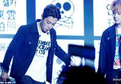 Dujun Junhyung - Beast 160404 | Beast All Fanmeeting ln Taiwan