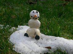 Toepferfreunde: Endlich Schnee...