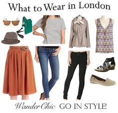 What to Wear in London in the Summer on wanderlustandlips… – european travel outfit summer Summer In England, Uk Summer, London Summer, London 2016, Travel Outfit Summer, Summer Travel, Summer Outfits, Travel Wear, European Summer