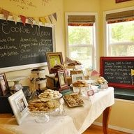 Smart as a cookie graduation party!!!