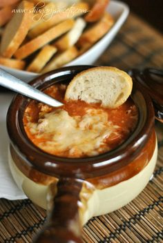 Hearty Lasagna Soup Recipe - Shugary Sweets - Lasagna Soup: the perfect weeknight dinner, easy and delicious - I Love Food, Good Food, Yummy Food, Tasty, Soup Recipes, Cooking Recipes, Lasagna Recipes, Healthy Recipes, Cooking Tips