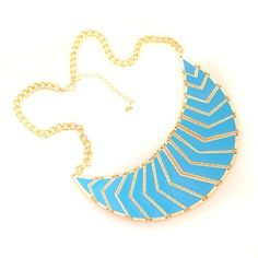 Art Deco Egyptian Style Gold Plated Necklace and Earring Set Turquoise Color by SpinningDaisy, http://www.amazon.com/dp/B008EXDQY2/ref=cm_sw_r_pi_dp_9Y8jrb08T3KSJ