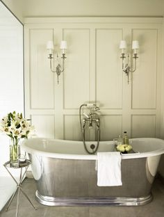 gorgeous bathroom by McAlpine Booth & Ferrier Interiors
