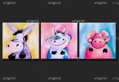 Kunst - Bilder für Kinder Art for children - cute pictures