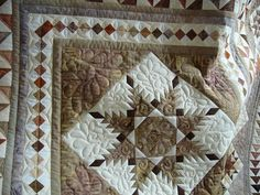 feathered star quilts | Stars for a New Day | Quilt Love: Stars