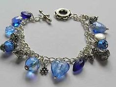 how to make a charm bracelet and other jewelry