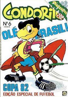 Copa 1982 - Edição Especial de futebol