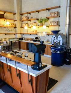 Sightglass Coffee in the Mission