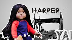 Say hello to Harper, who lives in the Bronx! She's a fashionista who loves art! (Available September 1st!) . . . #doll #collection #girl #girls #nyc #manhattan #brooklyn #statenisland #bronx #queens #daughter #fashiondoll #glamour #dollstagram #dollsofinsta #blonde #brunette #redhead #friends #girlpower #trendy #toy #toycommunity #party #parents #toy #dollhouse #dollroom #accessories #clothesfordolls #fashion #dressup #fashiondoll #mommyandme #backtoschool #launch #new #trendy #swag…