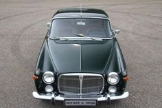 Rover P5B coupe 3500 '70