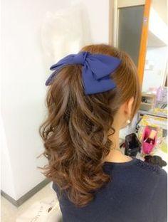 Heilung (reiner Schwanz) - New Site Kawaii Hairstyles, Scarf Hairstyles, Pretty Hairstyles, Hair Arrange, Aesthetic Hair, Gorgeous Hair, Hair Looks, Dyed Hair, Hair Inspiration