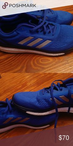 331ec19e412 Adidas Sonic Drive These shoes normally retail at  130.00 and they include  the very comfortable Adidas Boost material. adidas Shoes Sneakers