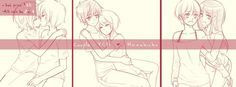 Set Price Couple YCH [Closed] by Hanabichu