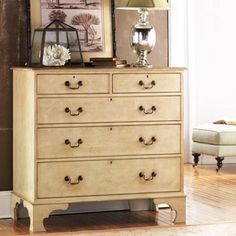 Cottage Marblehead Chest