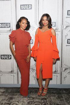 Jada Pinkett Smith and Regina Hall  - Celebrity Photos of The Week: July 16- July 22