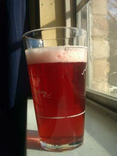 Raspberry Honey Wheat recipe. Craft beer, homebrewing.
