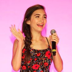 Rowan)) *smiles big* I have an announcement to make! *takes a deep breath and smiles* I'm pregnant!