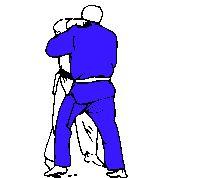 Uchi-mata: Inner thigh throw