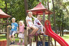 Samen spelen in een van de speeltuinen. Park, Seeds, Parks