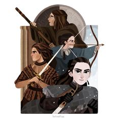 """helder """"What do we say to the god of death? Narnia, Hbo Got, Arte Game Of Thrones, Game Of Thones, Fanart, Kings Game, Love Games, Arya Stark, Winter Is Coming"""