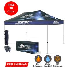 Best branding solutions for a trade show is #custom canopy tents. Visit Branded Canopy Tents for effective events. To order dial 888-414-7340.