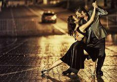 Tango en Buenos Aires en Argentina