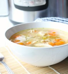 Instant Chicken Soup 2