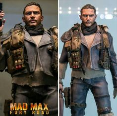 Mad Max action figure