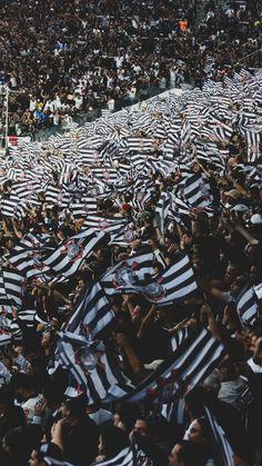 Torcida by Bruno Teixeira Corinthians Time, Arena Corinthians, Sport Club Corinthians, Corinthian Fc, Football Wallpaper, Soccer Fans, Sports Clubs, Wallpaper S, Istanbul